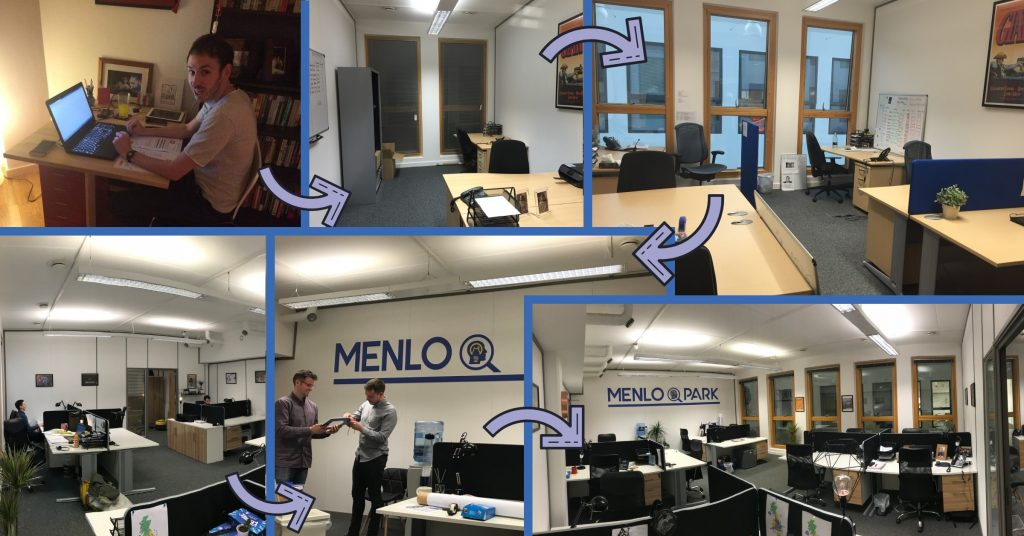 Menlo Park office photos