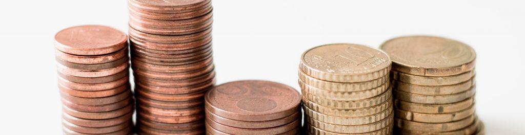 funding money pile