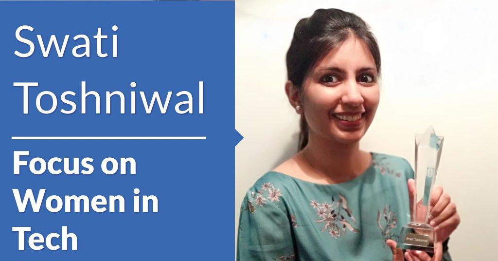 Women in Tech Swati Toshniwal
